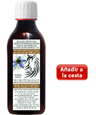 210ml black seed oil ES