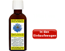 100ml black seed oil DE