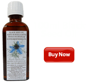 100mL Bottle of Black Seed Oil